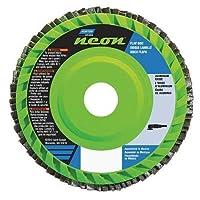 Flap Disc, 4 1/2 In x 40 Grit, 7/8