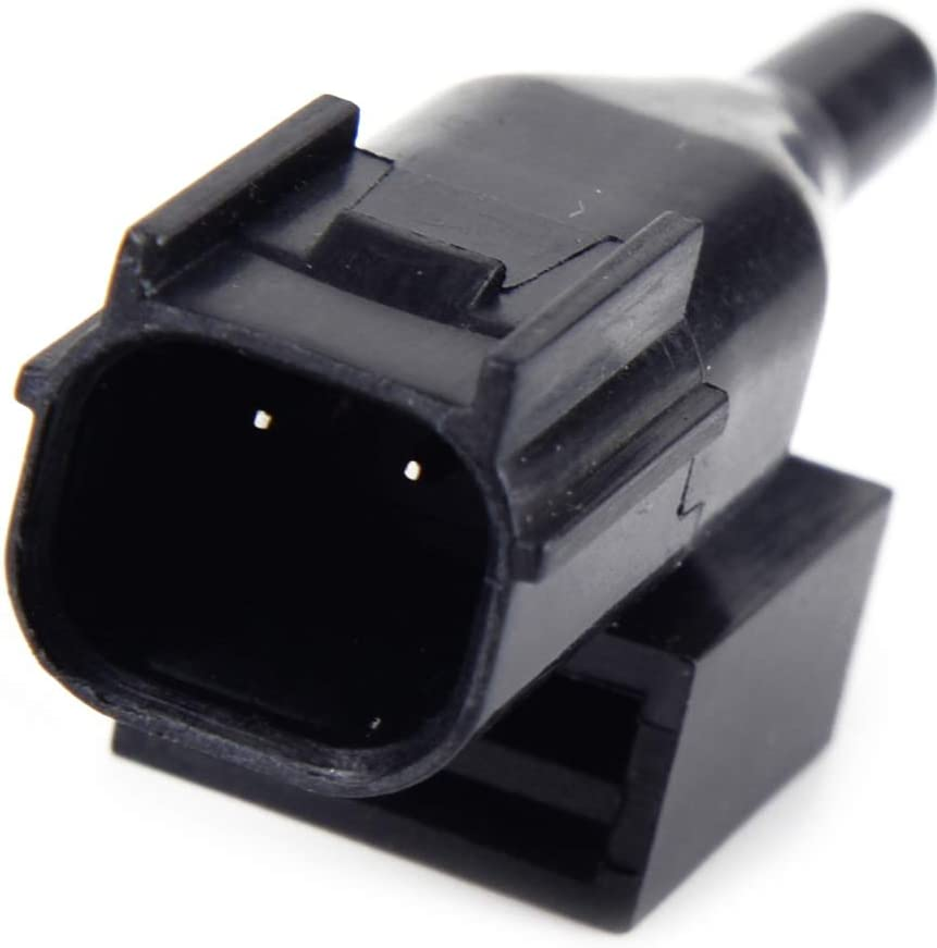 LETAOSK Ambient Air Temperature Sensor /& Connector Plug Pigtail Fit for Many Honda Acura Model 80525-T2F-A01