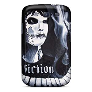 Samsung Galaxy S3 AzD11584MhHP Unique Design Trendy Avenged Sevenfold Skin Shockproof Hard Phone Cover -DannyLCHEUNG