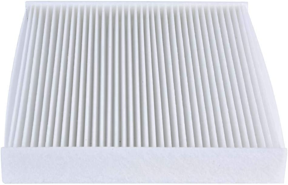 Air Filter Fydun Air Filter Car Fabric Air Filter Cabin Non-Woven Fiber Cloth Intake Cleaner for Toyota Corolla Crown REIZ VIOS Yaris Highlander Prado Camry 87139-0N010 Black Fiber Cloth