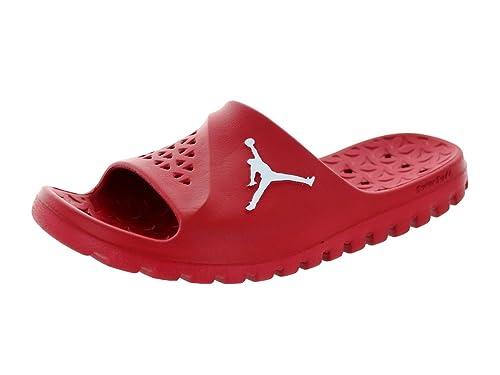 2fecb1b32 Nike Jordan Superfly Team Slide Red White 716985-602  Amazon.ca  Shoes    Handbags