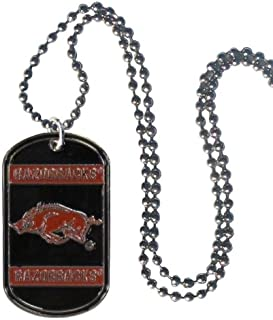 Siskiyou NCAA Tag Collier femme Enfant Homme mixte multicolore Siskiyou Gifts Co Inc. CTN13
