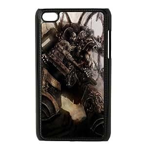 Ferrus Manus Warhammer 0 Game iPod Touch 4 Case Black Exquisite designs Phone Case KM4HH846