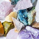 Crystal Allies Materials: 3 Pounds Bulk Rough
