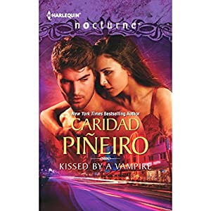 Kissed by a Vampire Audiobook