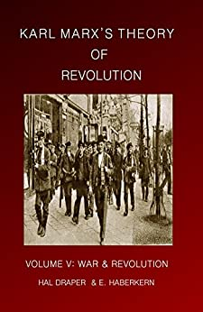 karl marx theory of revolution pdf