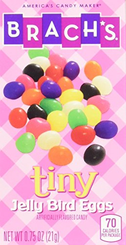 Brach's Easter Candy Tiny Jelly Beans, Bird Eggs, 0.75 Ounce