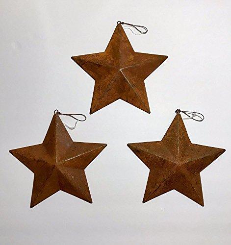 Tin Star Decor - Metal Barn Tin Star Rustic Country Primitive Wall Décor 7