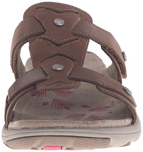 Sandal Merrell Adhera Slide Slide Sandal Brown Brown Merrell Adhera CPx0vgqxw