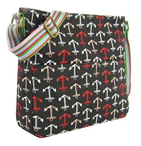 kukubird-versatile-anchor-crossbody-design-tote-top-handle-shoulder-bag-handbag-black