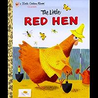 The Little Red Hen (Little Golden Book)