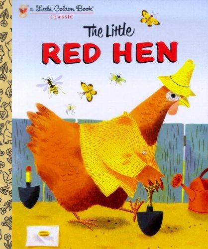 The Little Red Hen (Little Golden - Miller Tales Marcus