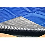 18' Foot Round Space Age Solar Blanket Solar Cover for Above Ground Pools 12-mil Premium