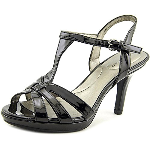 Patent Shoes High Heel - 7
