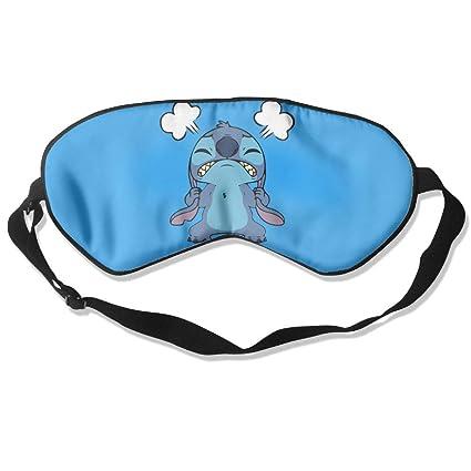 Amazon.com: XJJPAN - Máscara de ojos de lilo, diseño de ...
