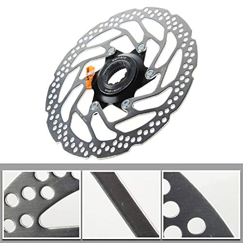 9OVE, Center Lock Brake Disc, Bike Accessories, MTB Mountain Bicycle Rotor Disc 160mm/180mm - 180mm