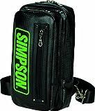 SIMPSON バッグ ワンショルダーバッグ グリーン H290XW170XD60(mm)SB-313
