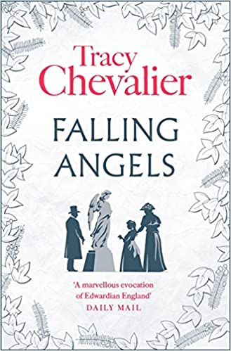Falling Angels: Amazon co uk: Tracy Chevalier: 8601404438363