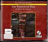 The Thirteenth Tale: A Novel unabridged audio CDs