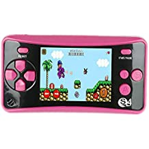 JJFUN QS-4 Handheld Game Console for Kids,Portable Arcade Entertainment Gaming System Retro FC Video Game Player 2.5