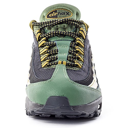 Green Uomo da Air NIKE 95 mlt Verde Scarpe Essential Green Corsa Nero Max Carbon Black FUw6wg