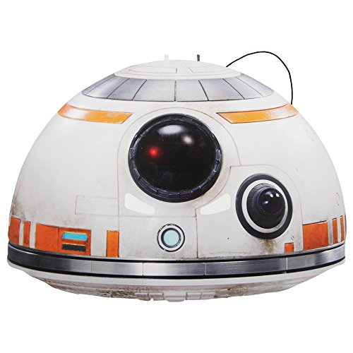 Star Wars Official Force Awakens BB-8 Mask (One Size) (White) (2)