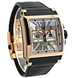 Roger Dubuis King Square mechanical-hand-wind mens Watch...