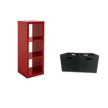 Amazoncom Better Homes And Gardens 3 Cube Organizer Storage