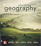 img - for GEN COMBO LOOSELEAF EXPLORING PHYSICAL GEOGRAPHY; CONNECT ACCESS CARD book / textbook / text book