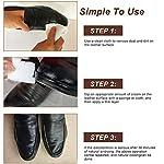 SEGMINISMART Crème Réparatrice Cuir,Kit Rénovation Cuir,Pâte Réparatrice Cuir,Adapté for Le Cuir Lisse/Chaussures/Sacs… 12