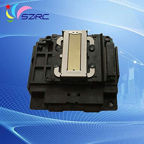 Printer Parts New Original Print Head Printhead Compatible for Epson L300 L335 L350 L355 Wf2520 2530 Wf2540 Wf2531 Wf2630 Wf2631 Printer Head ()