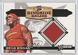 Hulk Hogan (Trading Card) 2006 Topps Heritage II WWE Ringside Relics #N/A