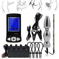 Electric Herald Muscle Stimulator Acupuncture Body Massage Digital Therapy Machine Electrostimulator Healthcare