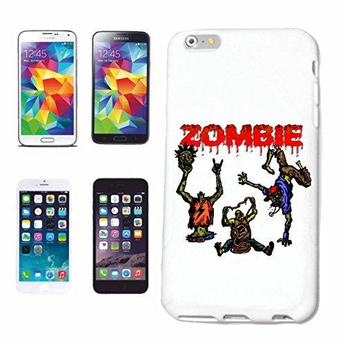 caja del teléfono iPhone 6S ZOMBI CAMISETA DEL MOTORISTA zombi que camina club de la motocicleta MUERTO GOTHIC INTERRUPTOR DIXON camisa de la banda Caso duro de la cubierta Teléfono Cubiertas cubier