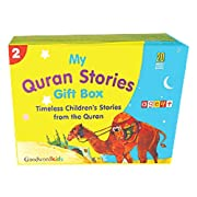 My Quran Stories Gift Box: 2 (20 Quran Stories for Little Hearts)