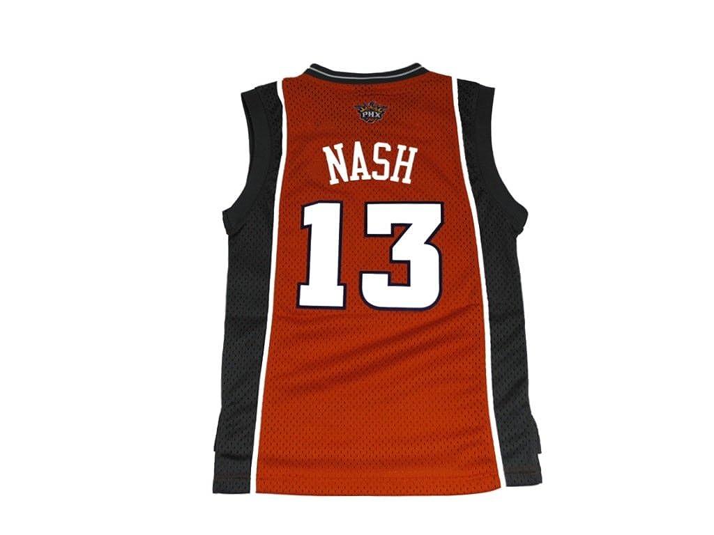 30decad45 Amazon.com : Adidas Phoenix Suns Steve Nash Swingman 2Nd Road Jersey Xx  Large : Sports Fan Basketball Jerseys : Sports & Outdoors