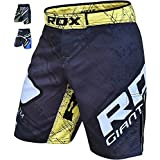 RDX Clothing Training UFC MMA Shorts Cage Fighting Grappling Martial Arts Muay Thai Kickboxing