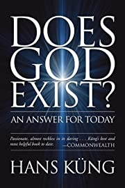 Does God Exist?: An Answer for Today by…