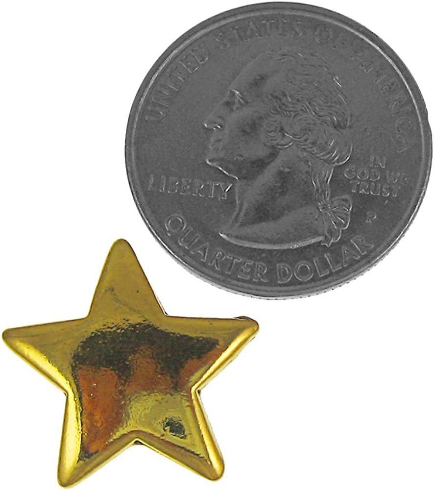 Jim Clift Design Star Gold Lapel Pin