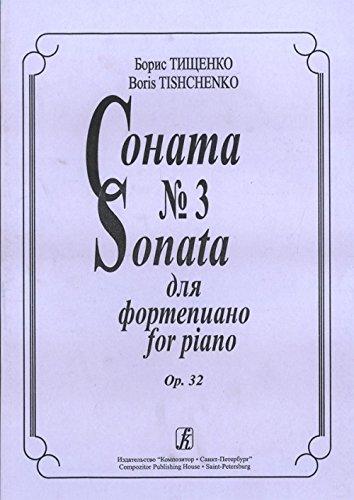 Download Sonata No. 3 for piano. Op. 32 ePub fb2 book