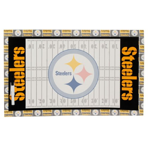 FOCO Pittsburgh Steelers Dry Erase Wall Magnet by FOCO