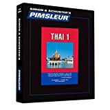 Pimsleur Thai Level 1 CD: Learn to Speak and Understand Thai with Pimsleur Language Programs (1) (Comprehensive)