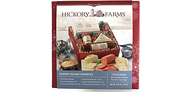 Hickory Farms Hickory Holiday Favorites, 10 15 Ounces