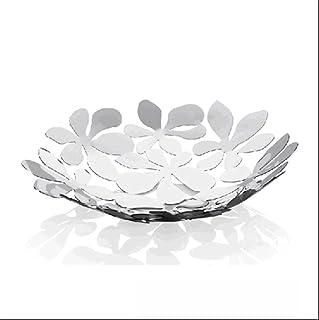 SQL Acero inoxidable placa moda creativa fruta cesta postre bandeja de la fruta Continental Inicio decoración decoraciones