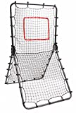 Trigon Sports Multi-Sport Net Pitch Back Screen Rebounder, Gray