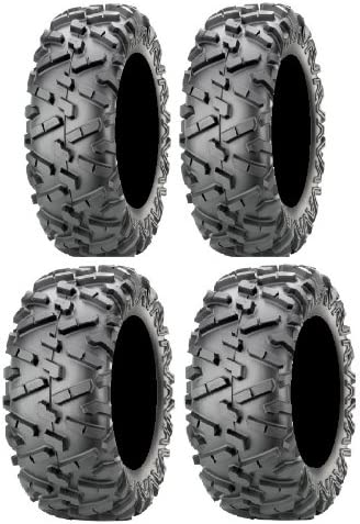 4 Full set of Maxxis BigHorn 2.0 Radial 26x9-12 and 26x11-12 ATV Tires