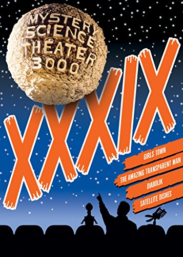 Mystery Science Theater 3000: Volume XXXIX