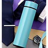 EpicGadget(TM), 16 Oz Stainless Steel Insulated Vacuum Thermos include Tea Infuser (Turquoise)