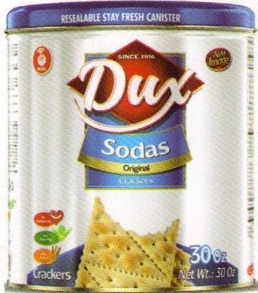 Noel Sodas Crackers 30 oz by Noel