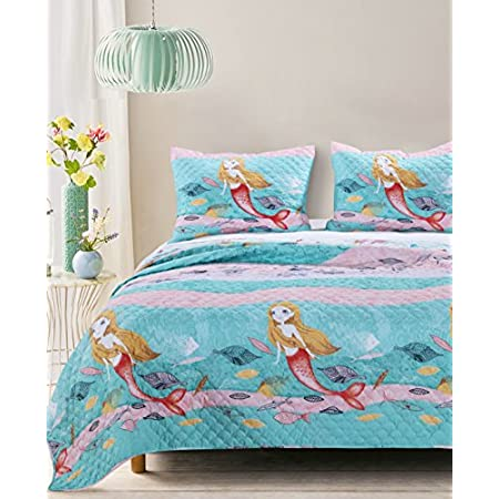 51KL1mpLZkL._SS450_ Mermaid Bedding Sets and Mermaid Comforter Sets